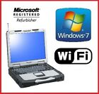 PANASONIC CF-30 (NON TOUCH) TOUGHBOOK 4GB 120GB SSD WIN 7 RUGGED MILITARY LAPTOP