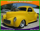 1941 Willys  1941 WILLYS COUPE BIG BLOCK BLOWER CUSTOM 602HP AC FRAME OFF
