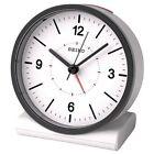 Official SEIKO CLOCK analog alarm clock radio clock (White) KR328W / Radio clock