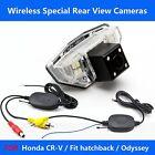 A816 WIRELESS CAR REAR VIEW BACKUP CAMERA FOR HONDA CR-V / FIT / ODYSSEY