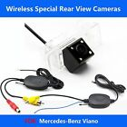 A935 WIRELESS CAR REAR VIEW BACKUP CAMERA IR 170° FOR MERCEDES-BENZ VIANO