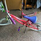 "Girl's Magna Precious Pearls Bike - Pink (20"")  See pics.  Local Pickup only"