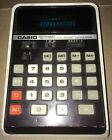 Vintage Casio 121-MR Electronic Calculator - TESTED WORKING!