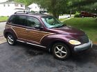 2001 Chrysler PT Cruiser Limited Limited woody wagon