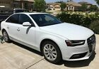 2013 Audi A4 2.0 T Sedan Fronttrak Multitronic 2013 Audi A4, White with 67000 Miles available now!