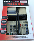 EL-1801V Sharp Electronic Printing calculator