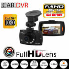 "1080P 2.7"" LCD Car Camera Full HD Dash Cam Crash DVR G-sensor Night Vision HP"