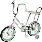 Schwinn Girl's Jasmine 16-Inch Bicycle White