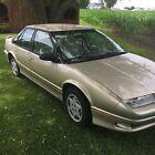 1995 Saturn S-Series  1995 4 DOOR SATURN SL2 SEDAN, Original Owners