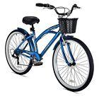 Kent Bay Breeze 7-Speed Women's Cruiser Bicycle 26-Inch
