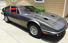1971 Maserati Coupe Indy 4.9 Rare ZF 5-Speed - Matching Numbers - Fully Restored - Classiche Certified