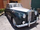 1962 Rolls-Royce Silver Shadow two tone Rolls Royce Silver Cloud 11 1962 Right Hand drive