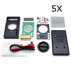 New 5Pcs DIY DT830B Digital Multimeters Kit Electronic Learning Kit