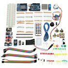 New Ultimate UNO R3 Starter With Stepper Servo Motor Relay RTC Kit For Arduino