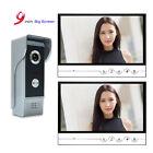9 inch Big 2-Screen video Intercom System Video Door phone Doorbell IR Camera