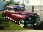 1946 Packard Super Clipper Maroon 1946 Packard Super Clipper