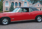 1968 Pontiac GTO -- 1968 Pontiac GTO, Red with 23000 Miles available now!