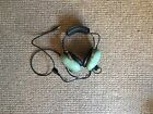 DAVID CLARK H7030 TWO-WAY COMMUNICATION HEADSET PREOWNED MADE IN USA!