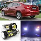 Error Free 5050SMD 360 Degree LED Backup Reverse Bulbs For Chevrolet Cruze