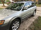 2007 Subaru Outback  2007 Subaru Outback 2.5 Limited -- leather interior