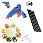 Hot Glue Gun 100W PDR Tools Car Body Paintless Dent DIY Repair Melt Glue Sticks