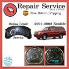 ✅ CLUSTER GAUGE SPEEDOMETER REPAIR | Cadillac Escalade 2000 2001 2002 | 00 01 02