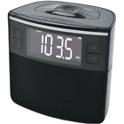 Sylvania Bluetooth Clock Radio with Auto-Set Dual Alarm (SCR1986BT-AS) ™
