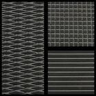 Hydro-Turf In Stock - Sheet Material - Black on Dark Gray Waffle - Ready2Ship