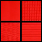 Hydro-Turf In Stock - Sheet Material - Red Cut Diamond - Ready2Ship