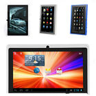 HOT SALE 7 Inch Android Tablet PC Android 4.4Quad Core 512MB RAM 8GB ROM