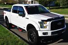 2017 Ford F-150 Custom Sherrod Edition with Roush Exhaust 2017 Ford F150 CrewMax Custom Edition
