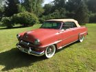1954 Plymouth Other  1954 Plymouth Belvedere Convertible three speed Overdrive Very Rare