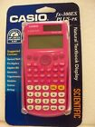 Casio,  FX-300ES PLUS,  Scientific Calculator,  P/N: 300PK-BTS15,  PINK