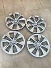 "OEM Set Of 4 2014-2016 Toyota Corolla 15"" hubcap wheel covers"