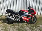 2002 Suzuki GSX-R  2002 GSXR 1000 Street Bike - Lowered Reserve Price