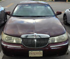 2001 Lincoln Town Car executive 2001 lincoln towncar town car 97k  AS-IS leather power  Cadillac conquest