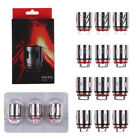 Lot SMOK TFV12 Baby Coil Replacement V12 Cloud Beast King Tank V12-Q4/X4/T6/T12