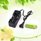 2600mAh Li-ion 18650 3.7V Rechargeable Battery + Smart Charger