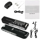 8 GB LCD Digital Voice Recorder Dictaphone MP3 Player G2Q2