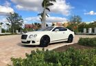 2014 Bentley Continental GT Speed 2014 Bentley Continental GT, White with 14500 Miles available now!