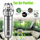 Mini Car Air Purifier Air Freshener Home Bedroom Cleaner Office Ionic Oxygen Bar
