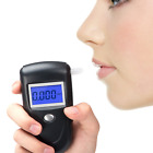Portable Breath Alcohol Tester Breathalyzer Analyzer Police Digital Mouthpieces