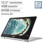 ASUS C302CA Touchscreen 2-in1 Chromebook - Intel Core m3 - 1080p - $30 Google...