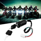 Universal Motorcycle Scooter 4 Pin Ignition Switch With Key Suitable For Honda X