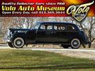 Packard 18th Series 1808 7 Passenger Touring Sedan 1940 Packard Custom Super 8