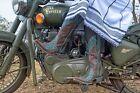 2008 Royal Enfield Bullet 500 Sidecar  motorcycle