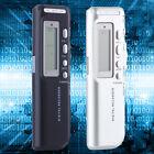 8GB Digital Audio DICTAPHONE DIGITAL VOICE RECORDER PHONE RECORD MP3 Player