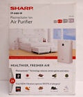 Sharp FP-A40U-W Plasmacluster Ion Air Purifier with True HEPA Filter - White NEW