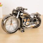 Table Decoration Desk Clock Cool Alarm Clock Motorcycle Motorbike Design