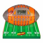 Nerf N-Strike Alarm Clock AM/FM Radio Aux-In Snooze 52356-TRU